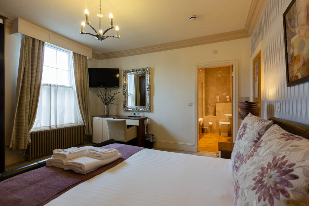 Our hotel rooms are designed for comfort and relaxation